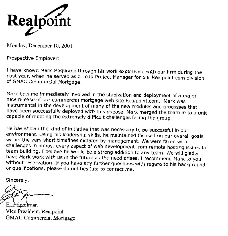 Mba Letter Of Recommendation - All About Design Letter